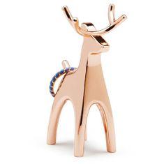 Umbra Šperkovnica ANIGRAM Reindeer medená 299116880