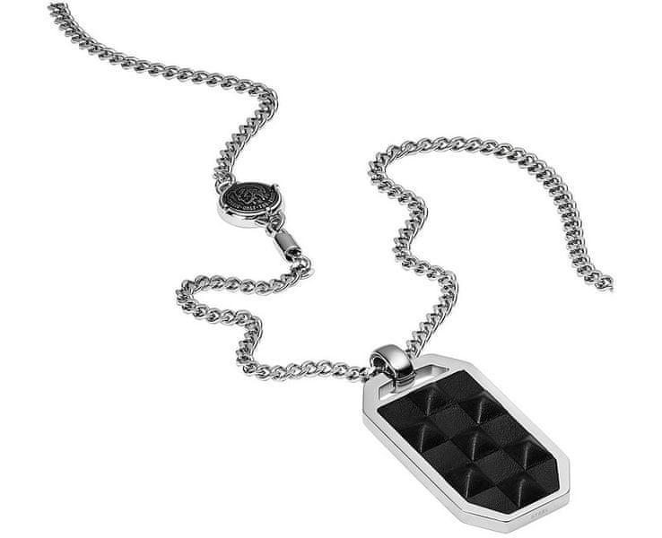 Diesel Pánský ocelový náhrdelník DX0940040