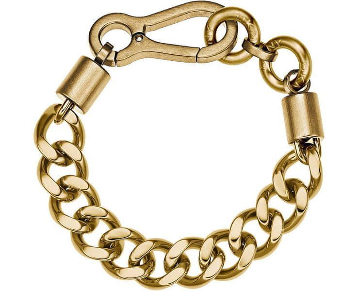 DKNY Masivní zlatý náramek NJ2168710