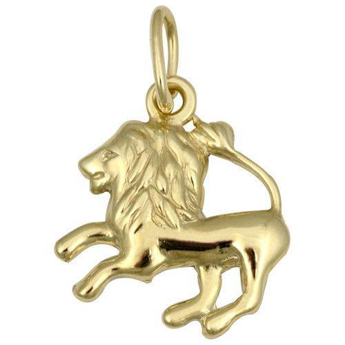 Brilio Zlatý přívěsek Lev 241 001 00814 - 0,40 g
