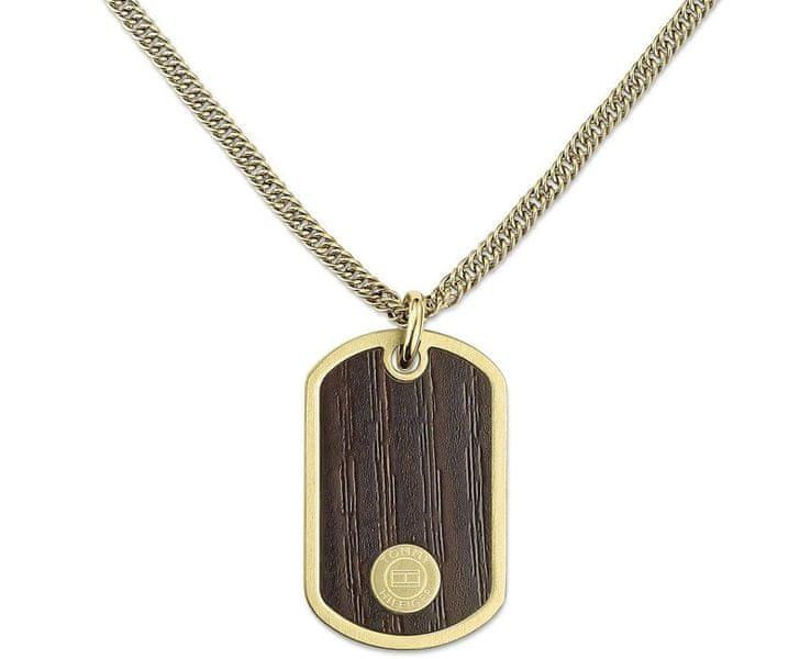Tommy Hilfiger Zlatý náhrdelník TH2700694
