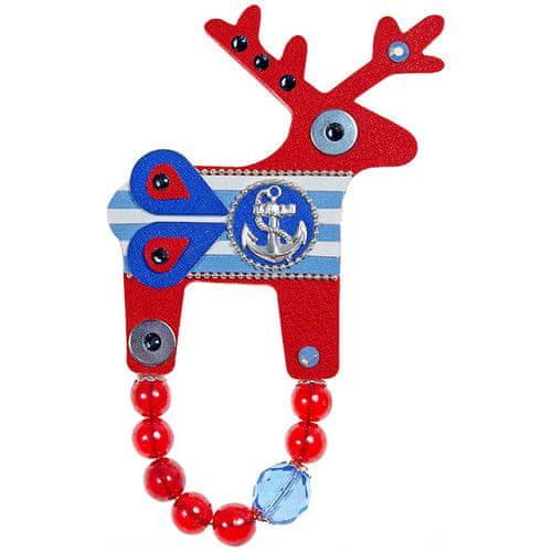 Deers Velký červený námořnický jelínek Marina II.