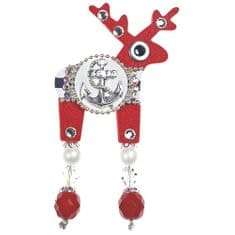 Deers Malý červený námornícky Jelínek Melvill