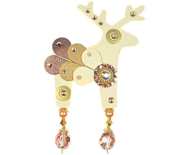 Deers Velký béžový jelínek Deersbucks