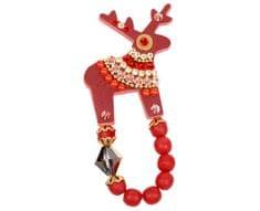Deers Malý červený Jelínek Madame Maple