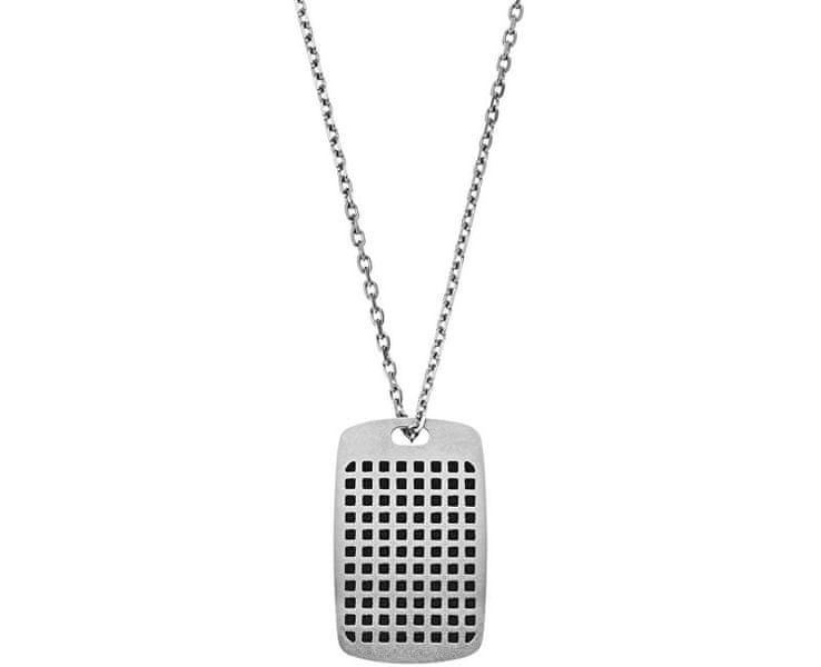 Emporio Armani Pánský ocelový náhrdelník EGS2116040