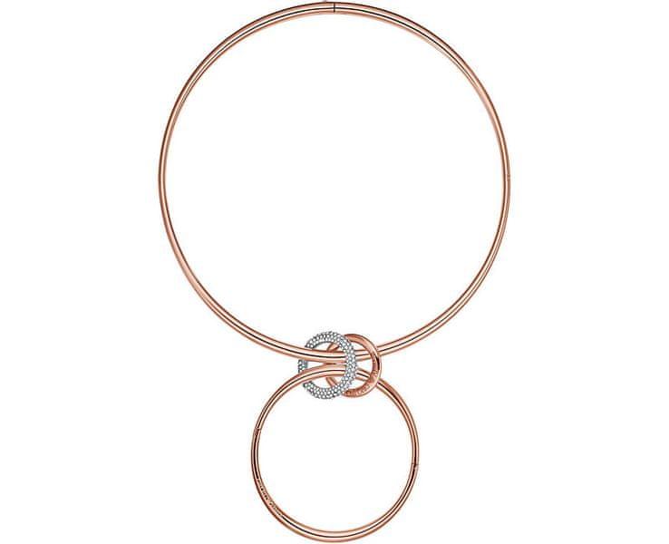 Emporio Armani Luxusní dámský náhrdelník EGS2101221