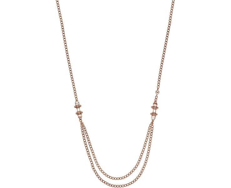 Emporio Armani Luxusní dámský náhrdelník EGS2096221