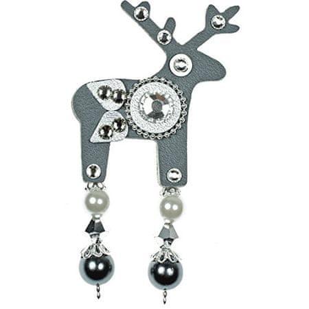 Deers Malý šedý jelínek Stříbřík II.