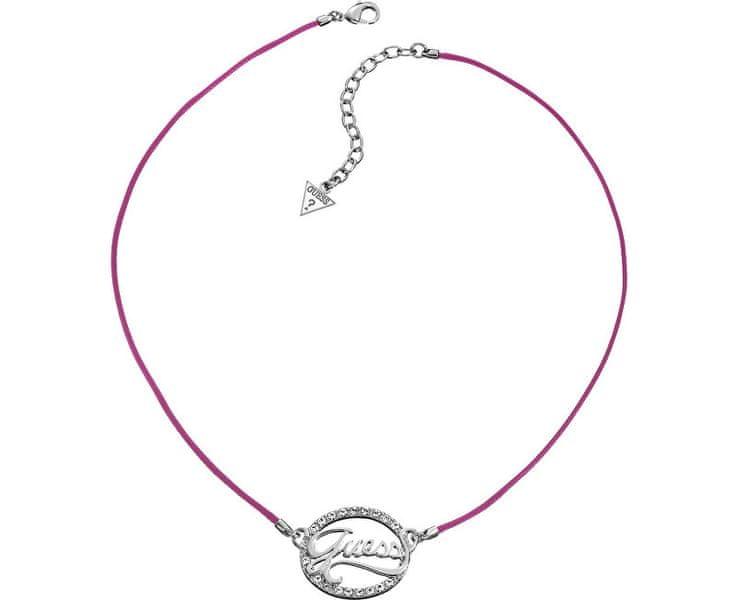 Guess Hravý dámský náhrdelník UBN21207