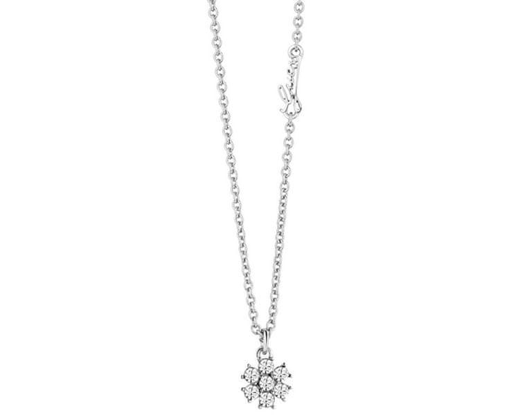 Guess Náhrdelník s krystaly UBN21549