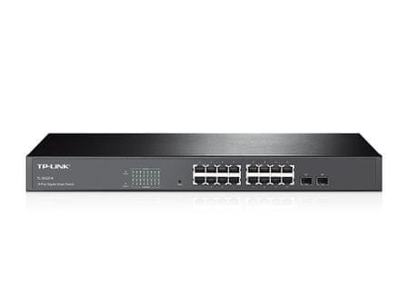 TP-Link Gigabitni switch TL-SG2216, 16-portni