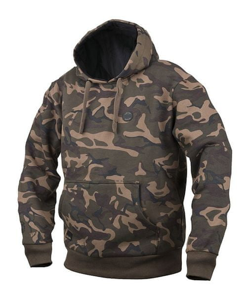 Fox Mikina Limited Edition Camo Lined Hoody XL