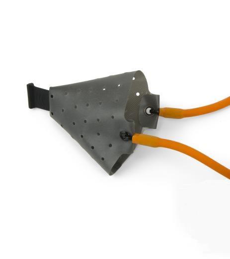 Fox Náhradní gumy + košíček Multi Bait Spare Pouch