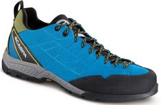 acaad684eee Scarpa Epic GTX vivid blue yellow