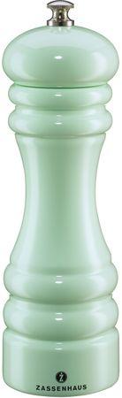 Zassenhaus mlinček za sol, svetlo zelen
