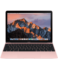 "Apple MacBook 12"" Retina/DC M5 1.2GHz/8GB/512GB/Intel HD Graphics 515/Rose Gold- HUN KB (mmgm2mg/a)"