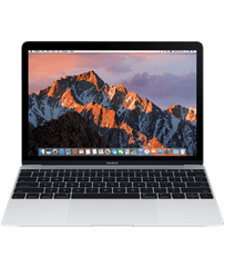 """Apple MacBook 12"""" Retina/DC M5 1.2GHz/8GB/512GB/Intel HD Graphics 515/Silver- HUN KB (mlhc2mg/a)"""