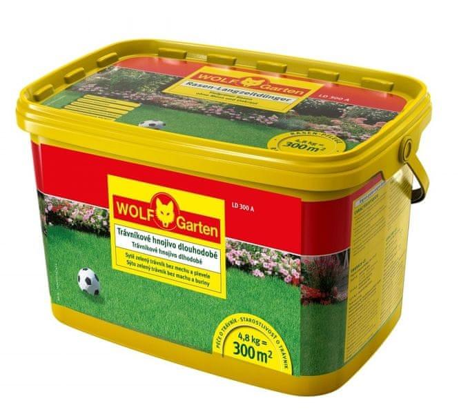 Wolf - Garten PAKET 28x LD-A 300 hnojivo na trávník