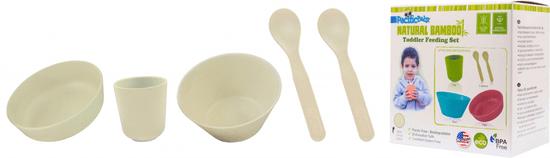 Pacific Baby Bambusové nádobí, velká sada