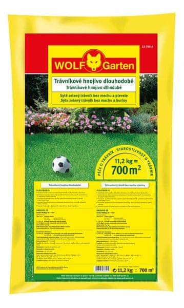 Wolf - Garten LD-A 700 hnojivo