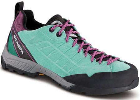 Scarpa ženski pohodni čevlji Epic GTX, modri, 37