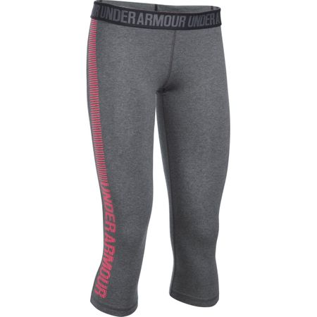 Under Armour ženske pajkice Fav Capri, sive, S