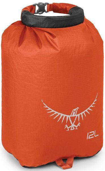 Osprey Ultralight Drysacks 12L Poppy Orange