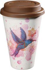 Zassenhaus Eco lonček Coffee to go Bird