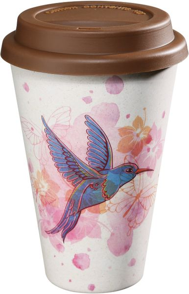 Zassenhaus Eco Hrnek Coffee to go Bird