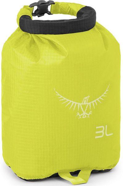Osprey Ultralight Drysacks 3L Electric Lime