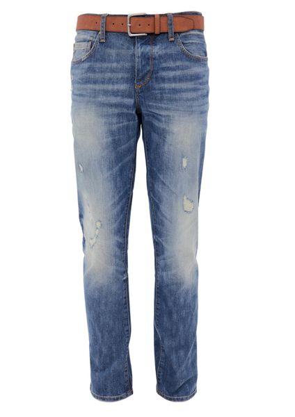 s.Oliver pánské jeansy 31/32 modrá