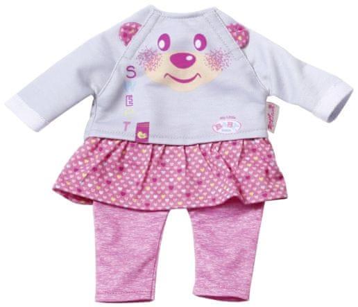 """BABY born My Little Oblečení """"easy FIT"""" růžová sukýnka"""