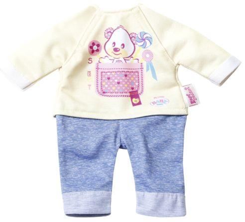 """BABY born My Little Oblečení """"easy FIT"""" modré kalhoty"""