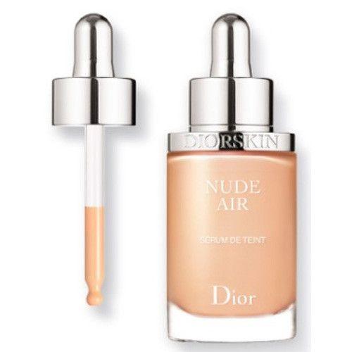 Dior Ultra lehké tekuté tónovací sérum (Diorskin Nude Air Serum) 30 ml (Odstín 023 Pêche)
