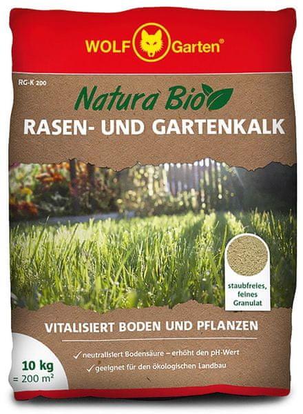Wolf - Garten PAKET 24x G-K 200 vápenaté hnojivo (P 768)
