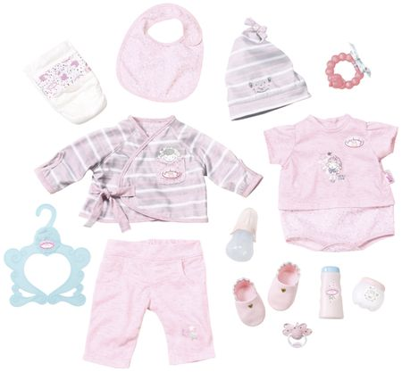 Baby Annabell deluxe komplet za nego