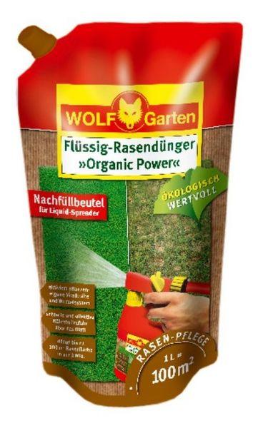 Wolf - Garten LO 100 R tekuté EKO hnojivo - náplň