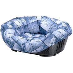 Ferplast legowisko Sofa, niebieskie