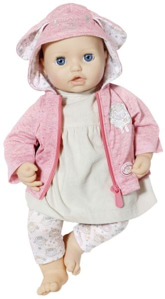 Baby Annabell Oblečení na hraní s kapucí