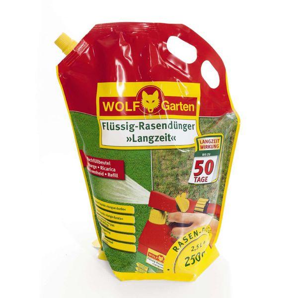 Wolf - Garten LL 250 R tekuté hnojivo - náplň