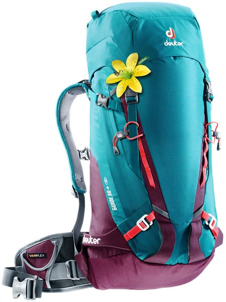 Deuter Guide 30+ SL petrol-blackberry
