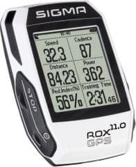 Sigma ROX 11.0 GPS Set bílá