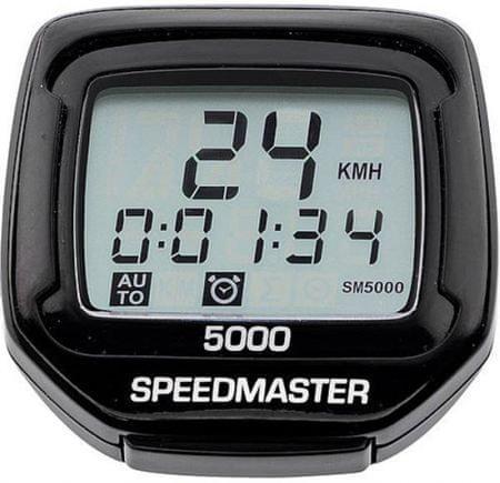 Sigma Prędkościomierz Sigma Speedmaster 5000