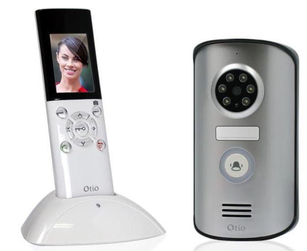 Moveto Bezdrátový videotelefon 740206