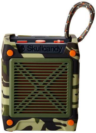 Skullcandy głośnik bezprzewodowy Shrapnel, ciemnozielony