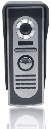 MOVETO jednostka zewnętrzna Z-062 z dzwonkiem do wideodomofonu