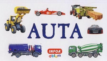 Skládanka - Auta