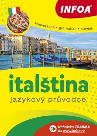 Navrátilová Jana: Jazykový průvodce - italština
