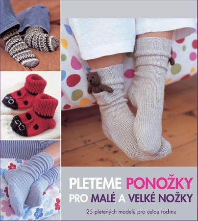 Tillmanová Anna: Pleteme ponožky pro malé a velké nožky